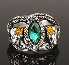 Hot Lord Of The Ring Crystal Ring Barahir Leopard Ring Men Jewelry