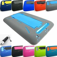FOR ASUS GOOGLE NEXUS 7 2012 ONLY RUGGED ARMOR IMPACT CASE COVER+STYLUS/PEN
