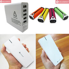 Wholesale 10400mAh Portable Power Bank USB Battery Charger for Cell Phone USA CA