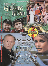 Rescue From Gilligan's Island/There Goes The Bride (DVD, 2004)