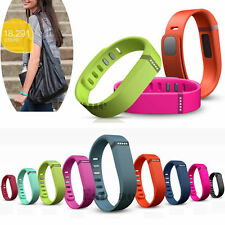 Replacement LARGE L Small Wrist Band &Clasp for Fitbit Flex Bracelet (NoTracker)