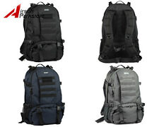 ROGISI Molle Tactical Military Laptop Bag Camping Hiking Climbing Backpack 35L