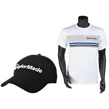 TaylorMade T-Shirt & Caps Bundle NEW