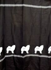 Samoyed Dog Shower Curtain *Your Choice of Colors* - Our Original
