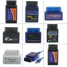 ELM327 OBD2 CAN-BUS Bluetooth or WIFI Car Auto Diagnostic Interface Scanner HLRG