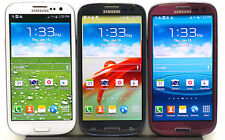Samsung Galaxy S3 S III Phone AT&T Verizon Sprint T-Mobile Purple Blue White