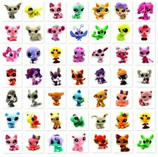 LPS Collecting Kids Gift Littlest Pet Shop Pre-School Figure Toys Gifts