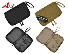 Airsoft Tactical Military Hunting Portable Handgun Pistol Carry Case Bag Pouch B