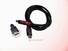 1080P HDMI Cable Cord For Roku,2,LT,HD,2 XD,2XS,HDTV Digital Media Streamer