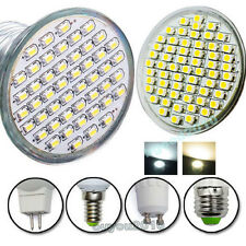 E27/GU10/E14/MR16 3W/5W 48/60 3528 SMD Led spotlight bulb ceiling lamp 110V 220V