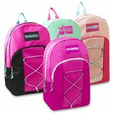 Trailmaker 17 Inch Girls Variety Bungee Backpack New With Tags