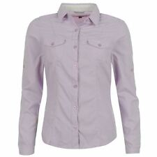 Craghoppers Womens Ladies Fashion Clothing Nosilife Darla Button Up Shirt