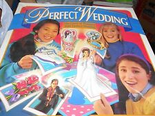THE PERFECT WEDDING GAME ~ REPLACEMENT PARTS ~ YOU CHOOSE ~VHTF