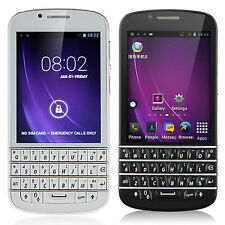 """Unlocked 3.2"""" QWERTY Keyboard Android 4.2 MTK6572 Dual Core TV GPS Smartphone"""