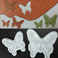 Butterfly Fondant Sugarcraft Decorating Cup Cake Cookie Cutters Tool Mold Mould