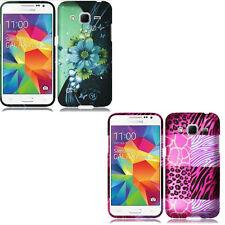 For Samsung Galaxy Core Prime Rubberized HARD Protector Case Snap On Phone Cover