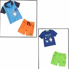 Gymboree Stripes in Space 2 pc Shorts Set - 6 12 18 Mos NWT