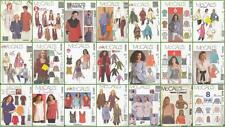 OOP McCalls Sewing Pattern Misses or Womens Plus Size Tops You Pick