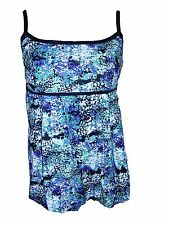 New Beach Native Womens Plus Size 18 W Swimdress Swimsuit Bathing Suit