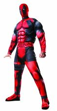 Deadpool Adult Muscle Costume
