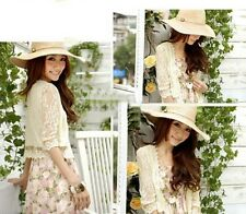 New hooded repair waist chiffon lace cardigan sun shirt air-conditioned shirt