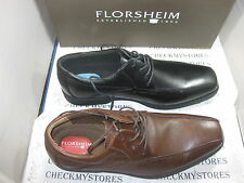 NEW Florsheim 11709  Reveal Bike Ox Genuine Leather Premium oxford SIZE/CLRS AVA