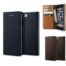 """Verus Genuine Leather Diary Wallet Case Cover for iPhone 6 (4.7"""")"""