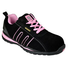 Womens safety shoes size 3
