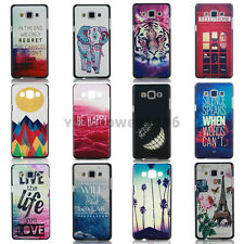 Hybrid Patterned Hard PC Back Phone Case Cover Skin For Samsung Galaxy A7 A7000