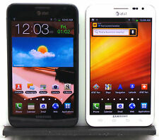 Samsung Galaxy Note 1 I717 AT&T Black White Android Smart Phone NB