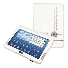kwmobile LEATHER CASE DESIGN FOR SAMSUNG GALAXY TAB 2 10 1 P5100 / P5110 WITH
