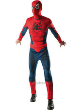 Adult Marvel Amazing Spiderman New Fancy Dress Costume+Mask Superhero Halloween