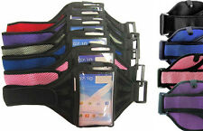 Mesh Sweat-proof Running Sport Armband Case Cover For LG G2 G3 HTC ONE M8 M7 DWM