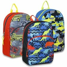 Boys Character Print Trailmaker Backpack New With Tags