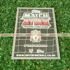 11/12 EXTRA HAT-TRICK HERO MAN OF THE MATCH ATTAX CARD 2011 2012 HEROES