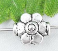 Wholesale 42/90Pcs Tibetan Silver  Spacer Beads 9x8mm(Lead-free)