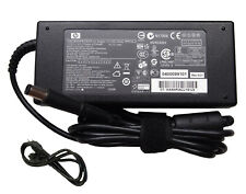 Genuine Original HP/Compaq 120W Smart AC Adapter Charger Power Supply Cord