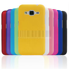 Rubberized Snap-On Cover Hard Case Fr Samsung Galaxy Core Prime G360 Prevail LTE
