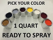 PICK YOUR COLOR - 1 QUART - Ready to Spray Paint for NISSAN CAR/TRUCK/SUV