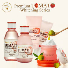 [Skin Food] Premium Tomato Whitening Toner/Emulsion/Cream/Pack Best Choice !