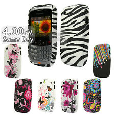 Silicone TPU Gel Hard Case Cover Sleeve Skin For Blackberry Curve 8520 9300 3G