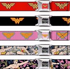 Seat Belt Buckle DC Comics Wonder Woman