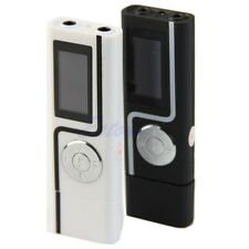 8GB USB Flash MP3 Music Player LCD Screen Voice Recorder With FM Radio Earphone