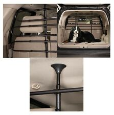 SUV Minivan Station Wagon Pet & Cargo Barriers - Steel Safety Barrier for Travel