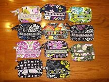 New Vera Bradley Small Cosmetic Bag In 11 Patterns Retail $22 +tax