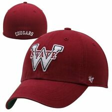 '47 Brand Washington State Cougars New Vault Franchise Fitted Hat - Crimson