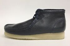 CLARKS ORIGINALS x MF DOOM BROWN MULTI WALLABEE CAUSAL LIMITED EDITION BOOTS NEW