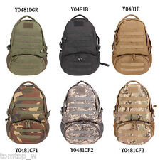 Outdoor Camping Hiking Trekking Travel bag Military Tactical Rucksack Backpack