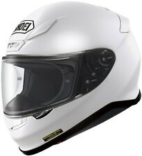 Shoei RF-1200 White Full Face Motorcycle Helmet