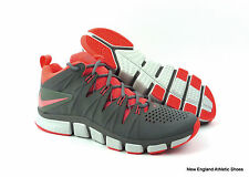 Nike Free Trainer 7.0  training shoes for men  - Cool Grey / Atomic Red